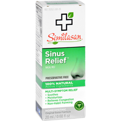 HGR0949149 - Similasan - Sinus Relief - 0.68 fl oz