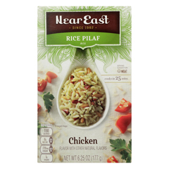 HGR0953273 - Near East - Rice Pilaf Mix - Chicken - Case of 12 - 6.25 oz.