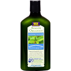HGR0954826 - AvalonOrganics Revitalizing Conditioner with Babassu Oil Peppermint - 11 fl oz