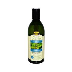 HGR0954842 - AvalonOrganics Bath and Shower Gel Peppermint - 12 fl oz
