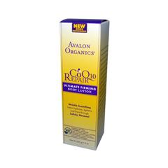 HGR0954883 - AvalonOrganics Ultimate Firming Body Lotion Coenzyme Q10 - 8 fl oz