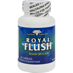 HGR0956961 - Oxylife ProductsOxylife Royal Flush - 60 Capsules