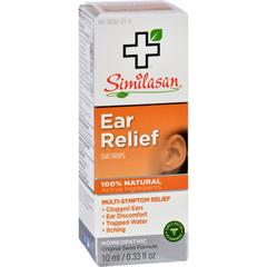 HGR0960161 - SimilasanEar Relief Ear Drops - 10 ml