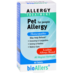 HGR0960179 - Bio-AllersPet Allergy Treatment For People - 60 Tablets