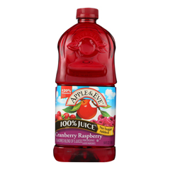 HGR0960641 - Apple and Eve - 100 Percent Juice - Cranberry Juice and More - Case of 8 - 64 Fl oz..