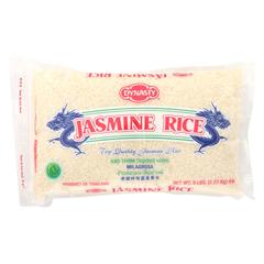 HGR0963009 - Dynasty - Rice - Jasmine - Case of 6 - 5 lb.