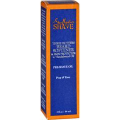 HGR0963298 - Shea MoistureSheaMoisture Pre-Shave Oil - Beard Softener and Skin Protector - Three Butters - Men - 2 oz