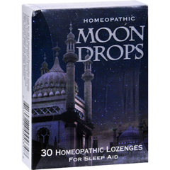 HGR0963868 - Historical RemediesMoon Drops for Sleep Aid - Case of 12 - 30 Lozenges