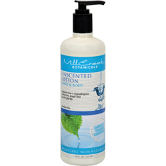 HGR0964098 - Mill CreekBotanicals Hand And Body Lotion Unscented - 16 fl oz