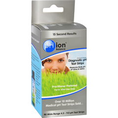 HGR0964296 - pHion BalanceDiagnostic pH Test Strips - 90 Pack