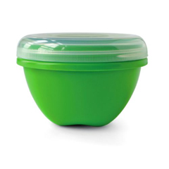 HGR0965871 - PreserveLarge Food Storage Container - Green - Case of 12 - 25.5 oz