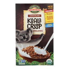 HGR0965947 - Nature's Path - Envirokidz Organic Cereal - Koala Crisp - Case of 12 - 11.5 oz..