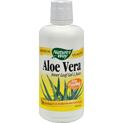 HGR0967273 - Nature's WayAloe Vera Gel and Juice - 33.8 fl oz