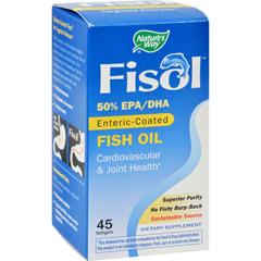 HGR0967398 - Nature's WayFisol Fish Oil - 45 Softgels
