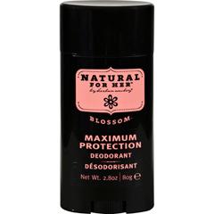 HGR0970160 - Herban CowboyDeodorant Blossom Scent - 2.8 oz