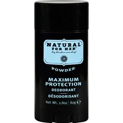 HGR0970178 - Herban Cowboy - Deodorant Powder Scent - 2.8 oz