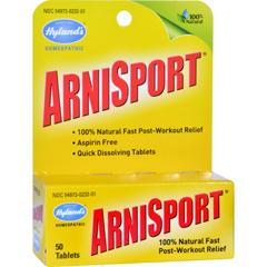 HGR0974337 - Hyland'sArnisport - 50 Tablets