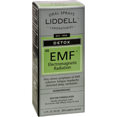 HGR0976514 - Liddell HomeopathicAnti-Tox EleCenteromagnetic EMF Radiation - 1 fl oz