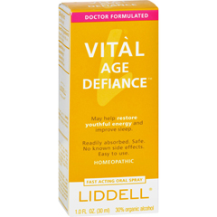 HGR0976563 - Liddell HomeopathicLiddell Vital Hgh - 1 fl oz