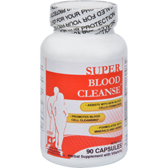 HGR0977587 - Health PlusBlood Cleanse - 90 Capsules