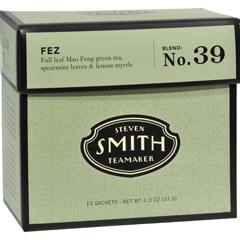 HGR0985630 - Smith TeamakerGreen Tea - Fez - 15 Bags