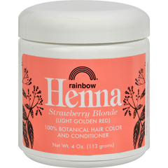 HGR0985903 - Rainbow ResearchHenna Hair Color and Conditioner Persian Strawberry - 4 oz