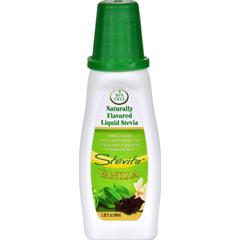 HGR0986794 - StevitaFlavors All Natural Flavored Stevia Vanilla - 1.35 fl oz