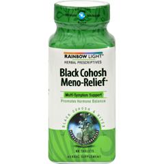 HGR0986851 - Rainbow LightBlack Cohosh Meno-Relief - 60 Tablets