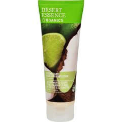 HGR0986927 - Desert EssenceHand and Body Lotion Coconut Lime - 8 fl oz