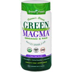 HGR0989400 - Green FoodsDr Hagiwara Green Magma Barley Grass Juice Powder - 5.3 oz