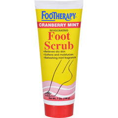 HGR0989988 - Queen HeleneFooTherapy Foot Scrub Cranberry Mint - 7 fl oz