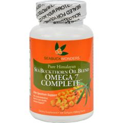 HGR0990432 - Seabuck WondersSea Buckthorn Oil Blend - 500 mg - 120 Softgels