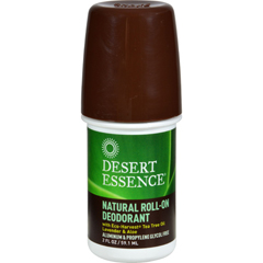 HGR0997908 - Desert EssenceNatural Roll-On Deodorant - 2 oz