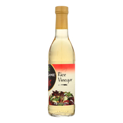 HGR0997965 - Ka'Me - Rice Vinegar - Case of 12 - 12.7 Fl oz..