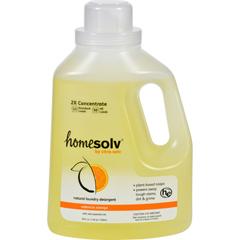 HGR0999755 - CitraSolv - Citra Suds Liquid Laundry Detergent - Valencia Orange - Case of 6 - 50 oz
