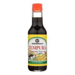 HGR0999946 - Kikkoman - Dipping Sauce - Tempura - Case of 12 - 10 oz..