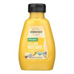 HGR1008903 - Woodstock - Organic Mustard - Yellow - 8 oz..