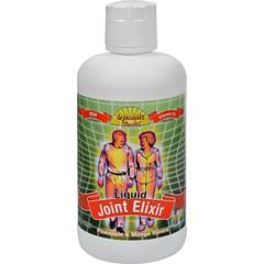 HGR1011618 - Dynamic HealthLiquid Joint Elixir with MSM Pineapple and Mango - 32 fl oz