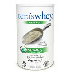 HGR1015346 - Tera's WheyProtein Powder - Whey - Organic - Plain Unsweetened - 12 oz