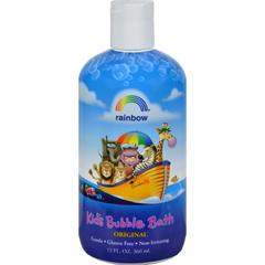 HGR0102046 - Rainbow ResearchOrganic Herbal Bubble Bath For Kids Original Scent - 12 fl oz