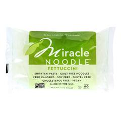 HGR1020866 - Miracle Noodle - Shirataki Fettuccini - 7 oz - case of 6