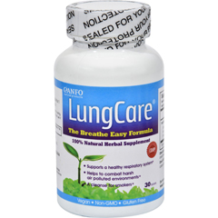 HGR1022771 - Canfo Natural ProductsLungCare - 30 Tablets