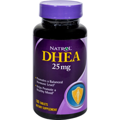 HGR1024942 - NatrolDHEA - 25 mg - 180 Tablets