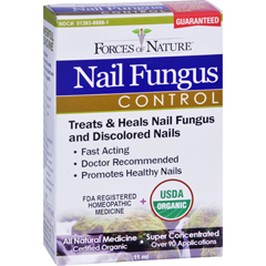 HGR1025345 - Forces of Nature - Organic Nail Fungus Control - 11 ml