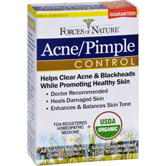 HGR1025410 - Forces of NatureOrganic Acne and Pimple Control - 11 ml