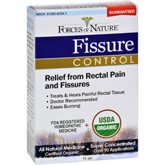 HGR1025428 - Forces of NatureOrganic Fissure Control - 11 ml
