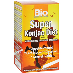 HGR1029495 - Bio NutritionSuper Konjac Diet - 90 Veggie Capsules