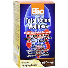 HGR1043017 - Bio NutritionTotal Colon Wellness - 60 Tablets