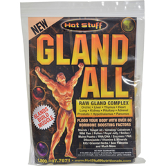 HGR1045855 - Hot StuffGland All Raw Gland Complex - 30 Packets