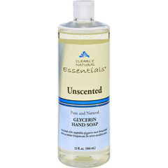 HGR1055326 - Clearly NaturalHand Soap - Liquid - Unscented - Refill - 32 oz